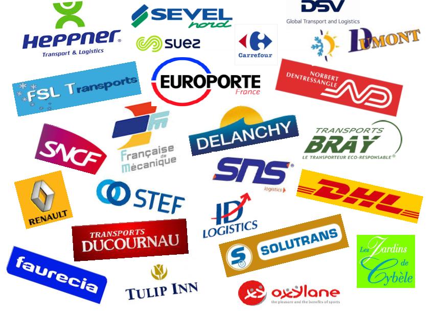 Logo entreprises alternance